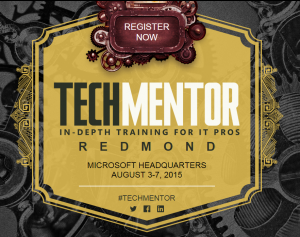 Goverlan is going to TechMentor!
