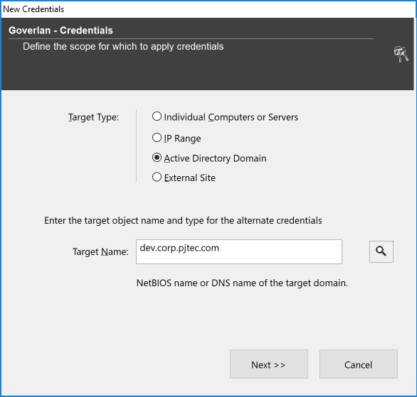 Microsoft LAPS Domain