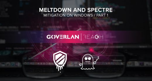 Meltdown and Spectre Mitigation on Windows
