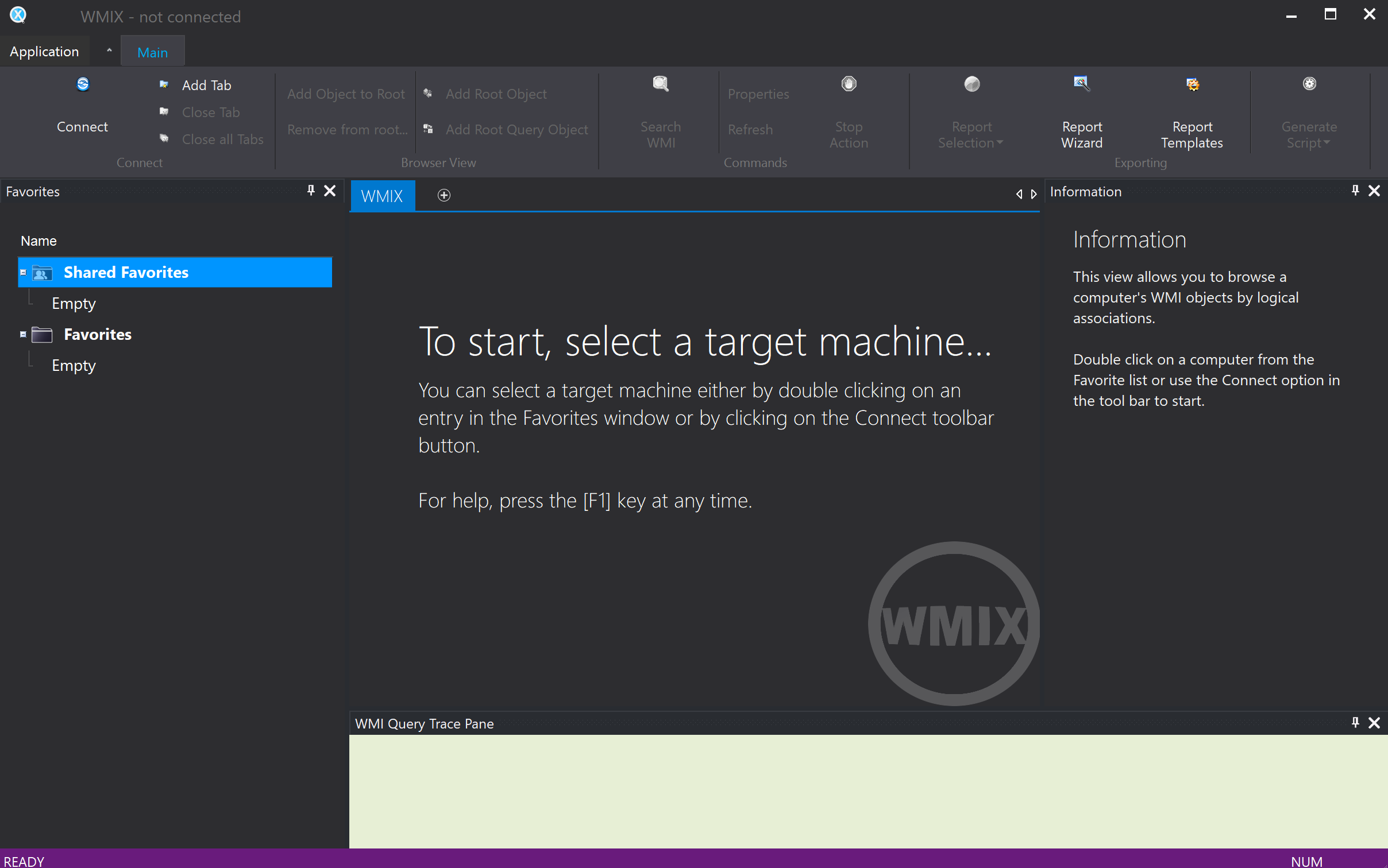 WMIX - Getting Started with Goverlan's WMI Explorer