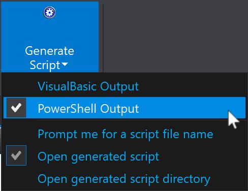 WMI Explorer: VisualBasic & PowerShell GUI Builder