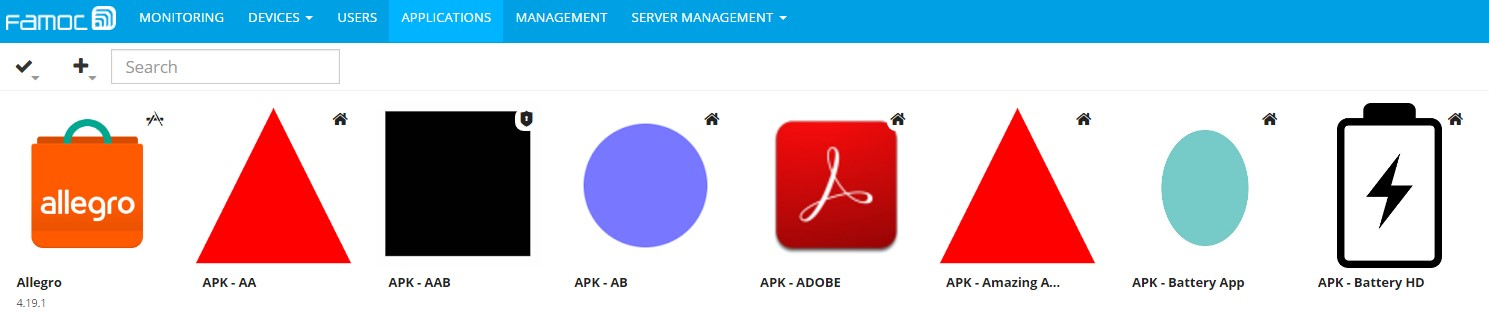 Manage Mobile Device Applications - Goverlan MDM